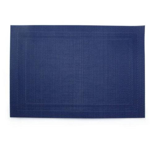 Lugar Americano Moldura Azul Marinho 30x45cm