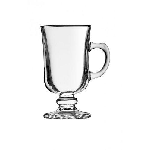 Taça p/ Cappuccino de Vidro 114ml - Lyor