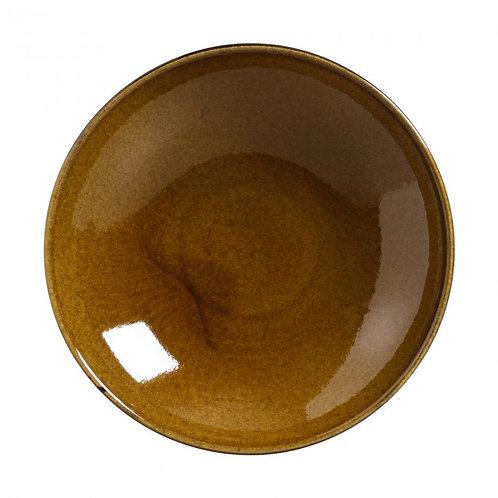 Prato Fundo Stoneware Âmbar 20,3cm  - Porto Brasil