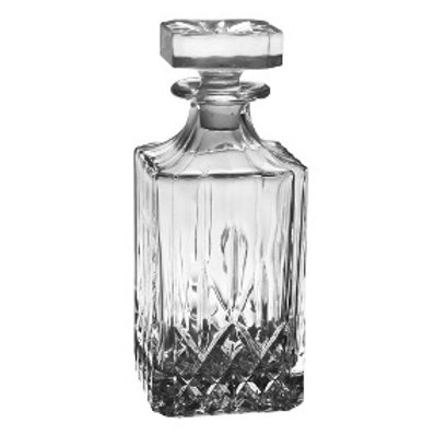 Garrafa p/ Whisky de Vidro Sodo-Calcico Hamilton 700ml - Lyor