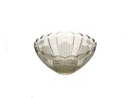 Bowl de Cristal Champanhe Princess 10x5cm - Wolff