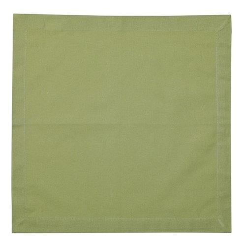 Guardanapo de Algodão Verde 40x40cm