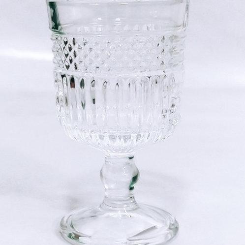Taça p/ Licor de Vidro Transparente 65ml - Lyor