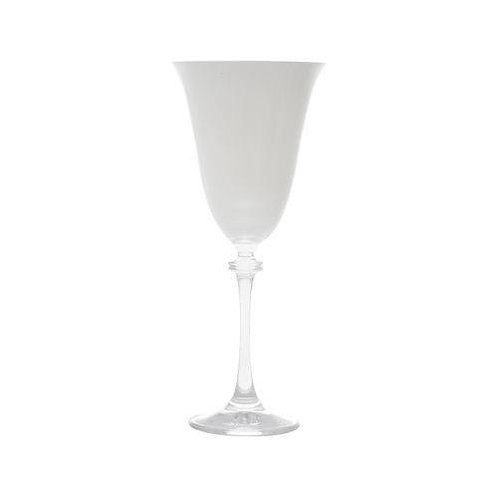 Taça de Cristal Ecológico para Vinho Tinto Alexandria Branco 250ml - Bohemia