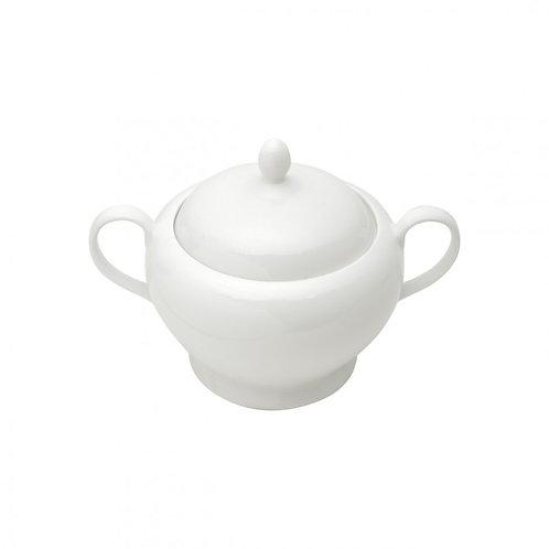 Sopeira de Porcelana Lisa Branca 3,1 Litros