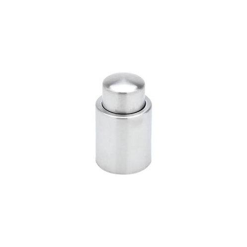 Tampa a Vácuo de Aço Inox p/ Vinho 5,5x7,5cm