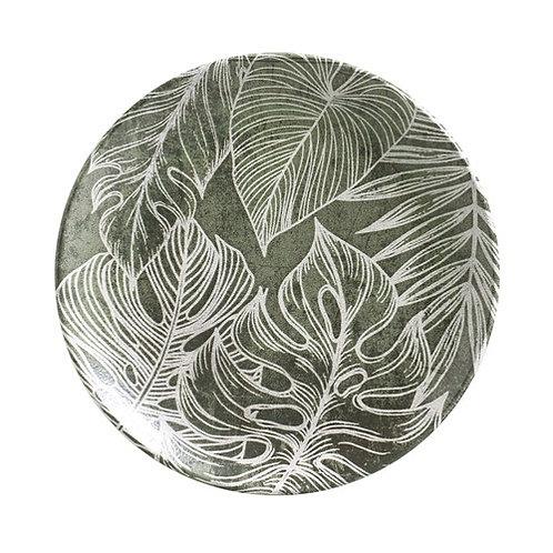 Prato Sobremesa 20cm Coup Herbarium - Porto Brasil