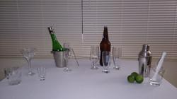 Sugestão para bebidas