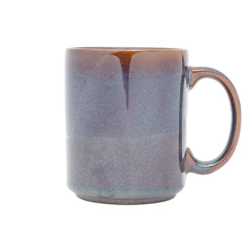 Caneca de Porcelana Reactive Glaze 200ml