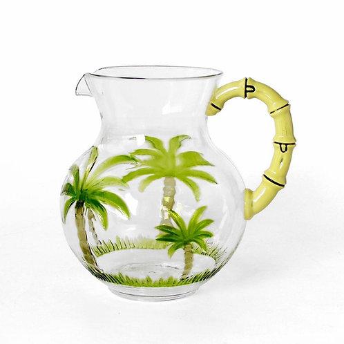 Jarra Palm Tree em Acrílico 2,8 Litros