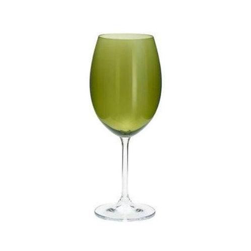 Taça Água 580ml Gastro Greenery Bohemia