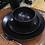 Thumbnail: Bowl de Cerâmica Cronus Preto 14x7cm - Lyor