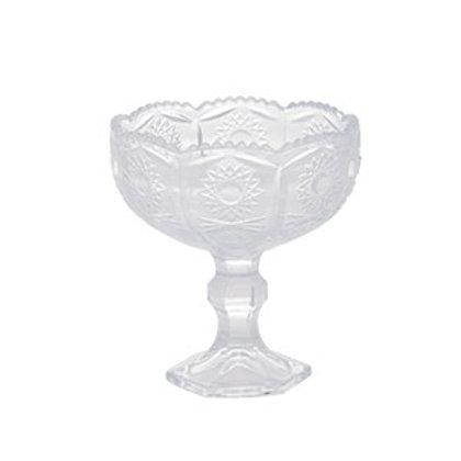 Taça Sobremesa de Vidro Starry 260ml - Lyor