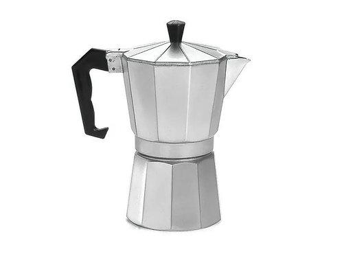 Cafeteira Italiana em Alumino p/6 Cafezinhos 300ml