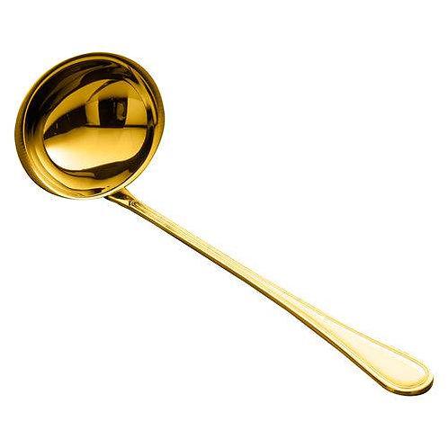 Concha para Sopa Dourado Avalon Wolff