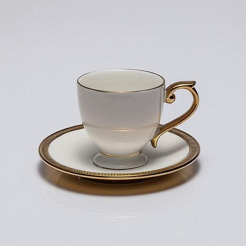 Xícara de Chá com Pires Paddy 220ml - Wolff