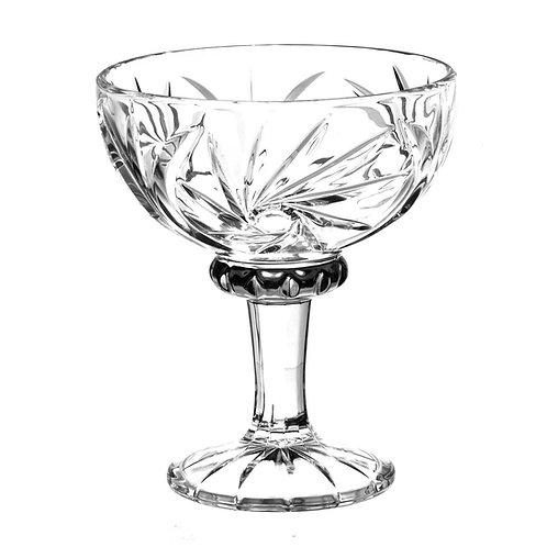 Taça Sobremesa de Cristal Prima 260ml - Lyor