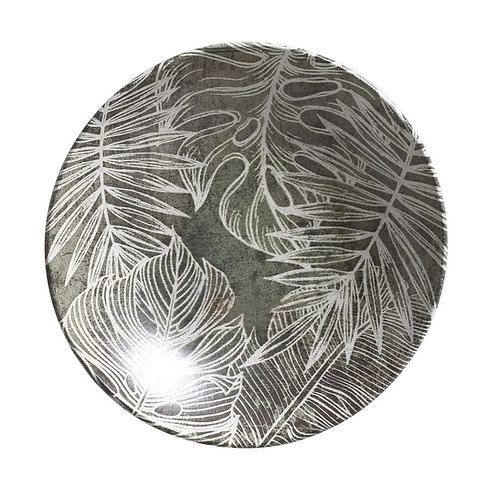 Prato Fundo 21cm Coup Herbarium - Porto Brasil