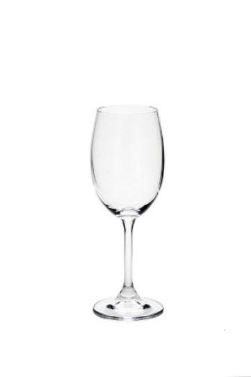 Taça de Cristal Ecológico p/ Vinho Sommelier 450ml Transparente - Bohemia
