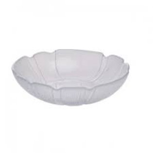Bowl de Vidro Flower 14x3,5cm