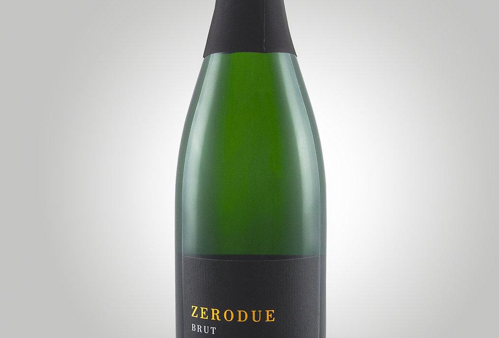 ZERODUE - Spumante Brut da uve Chardonnay