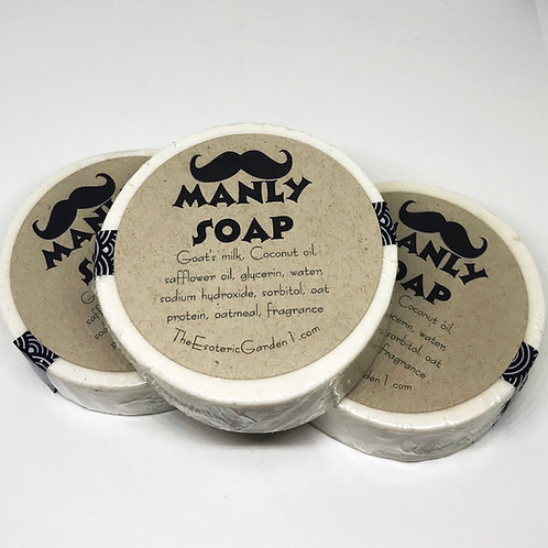 Manly Soap