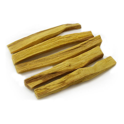 Palo Santo Raw Incense Sticks  - Standard - 5 Sticks