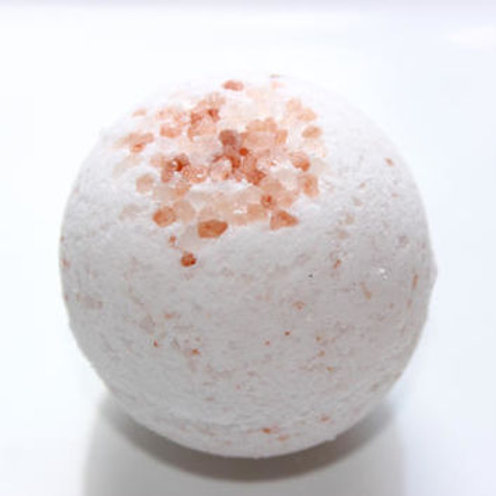 Rose Salt Bath Bomb