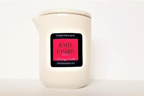 Aromatherapy Massage Candle ~Romance~