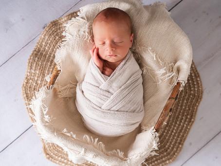 Twin Newborn Session