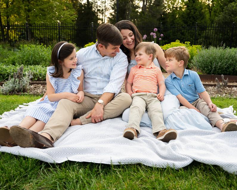 Burke Family