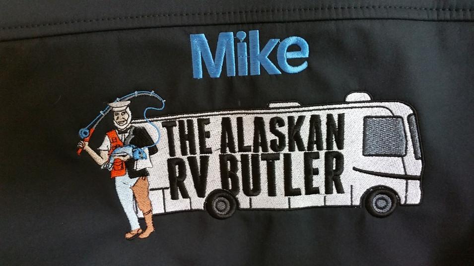 The Alaskan RV Butler