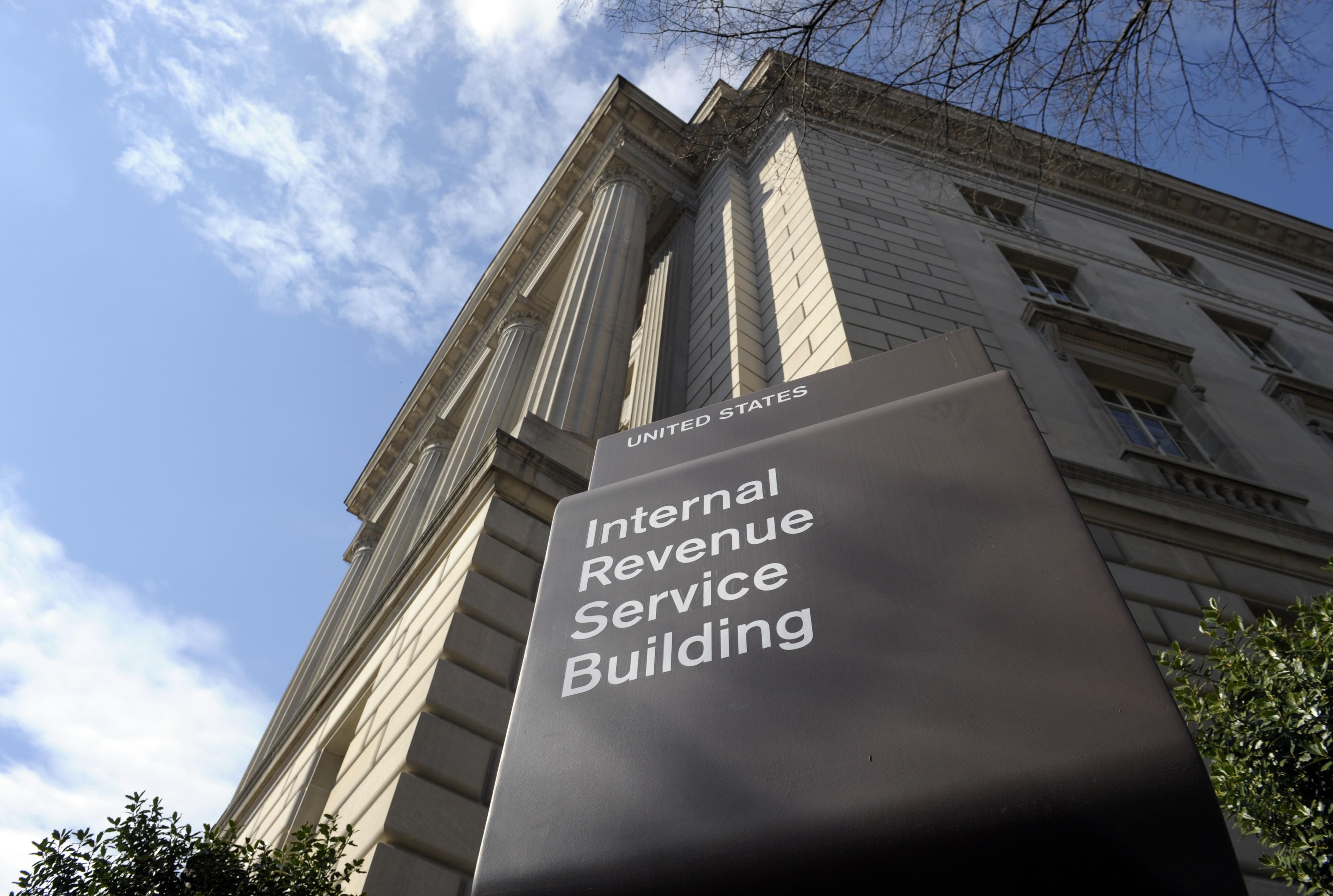 Department of Treasury - IRS