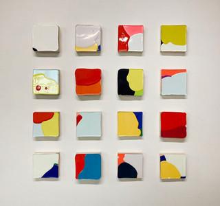 Color Blocks #1-16