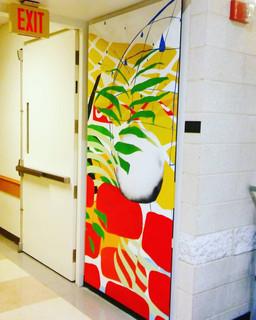 ISAT Mural