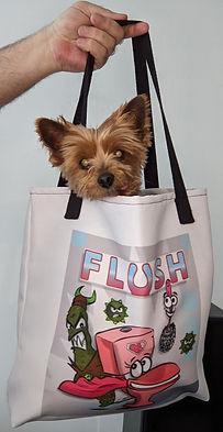 FLUSH Tote