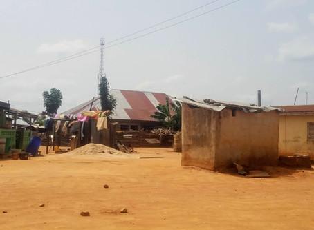 A Ghanaian Toilet Experience