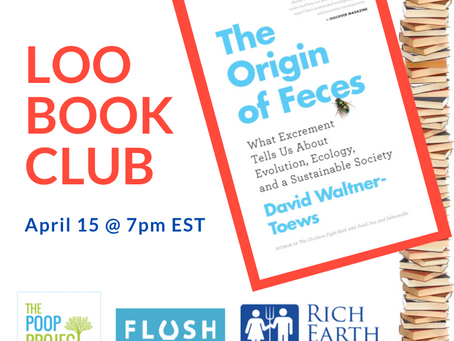 Loo Book Club Review: Origin of Feces