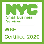 NYC WBE Certified