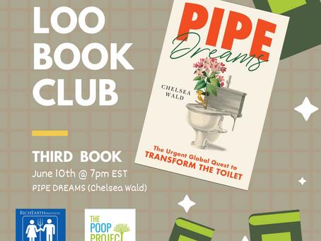 Loo Book Club Review: Pipe Dreams