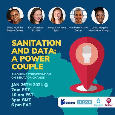 Sanitation Data Panel Takeaways