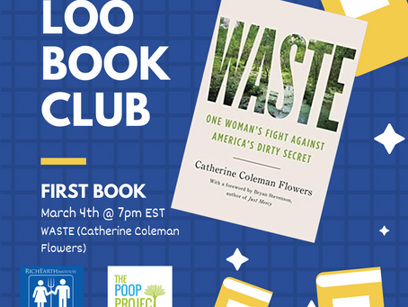 Loo Book Club Review: Waste