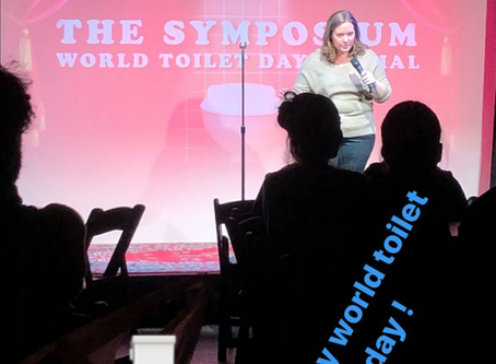 World Toilet Day Comedy