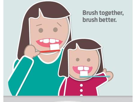 Brush Together, Brush Better