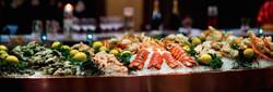 Seafood arrangement