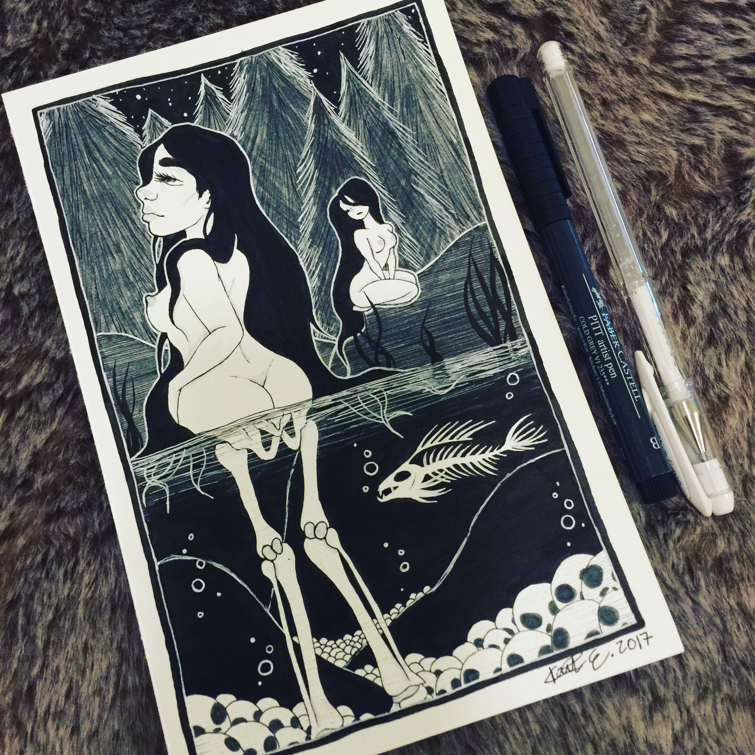 Day 14: The Rusalka