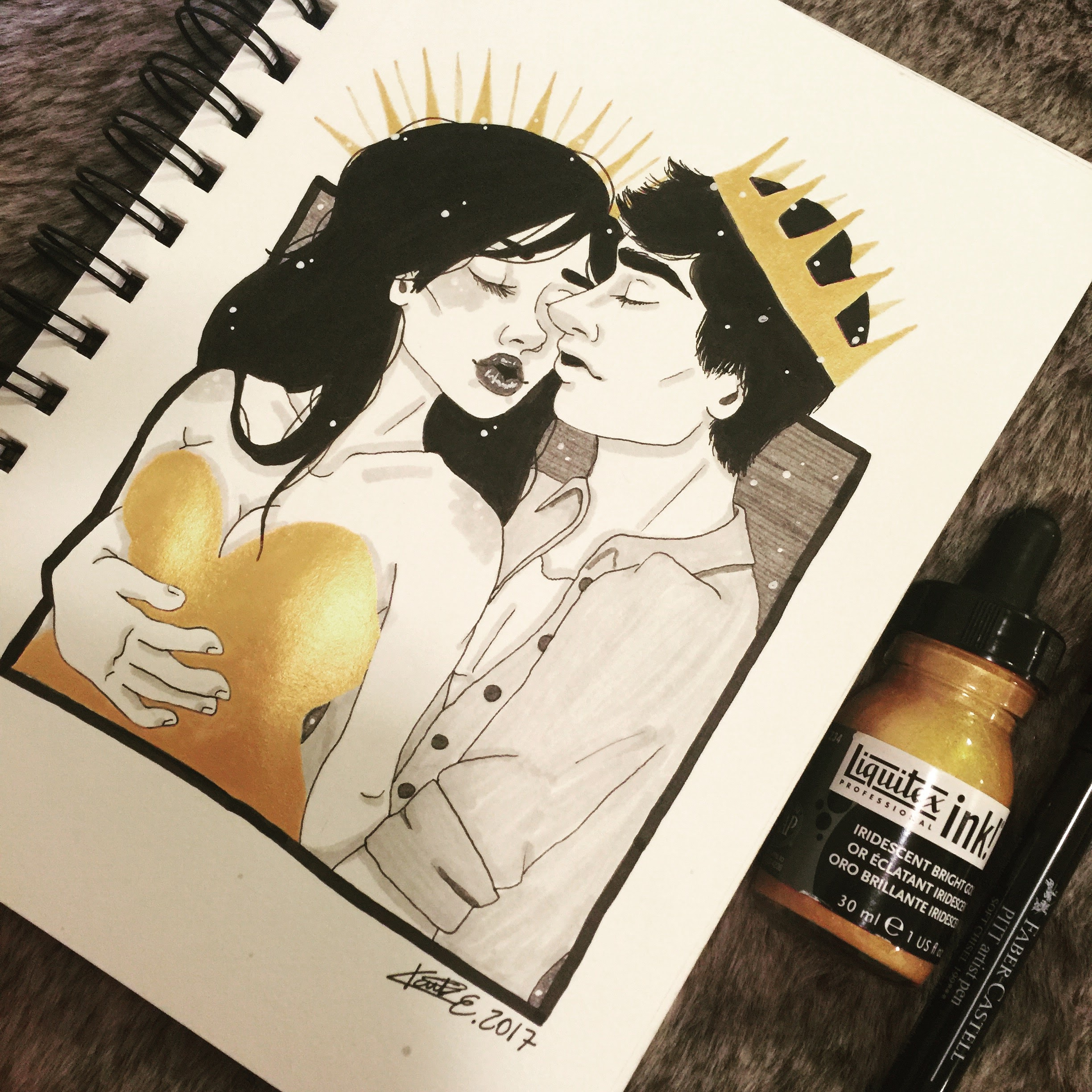 Day 21: The Sun and Her Consort