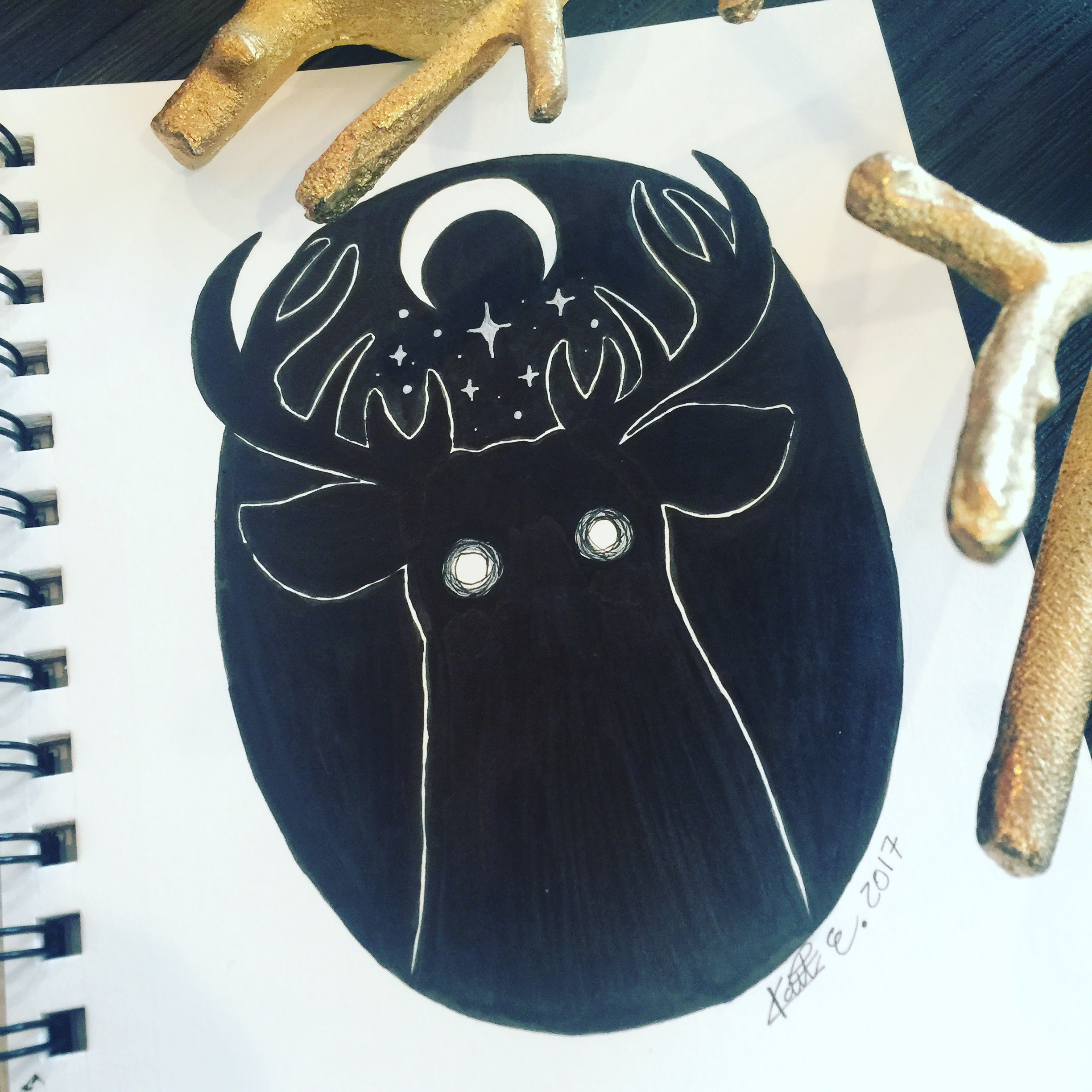 Day 20: The Moon God