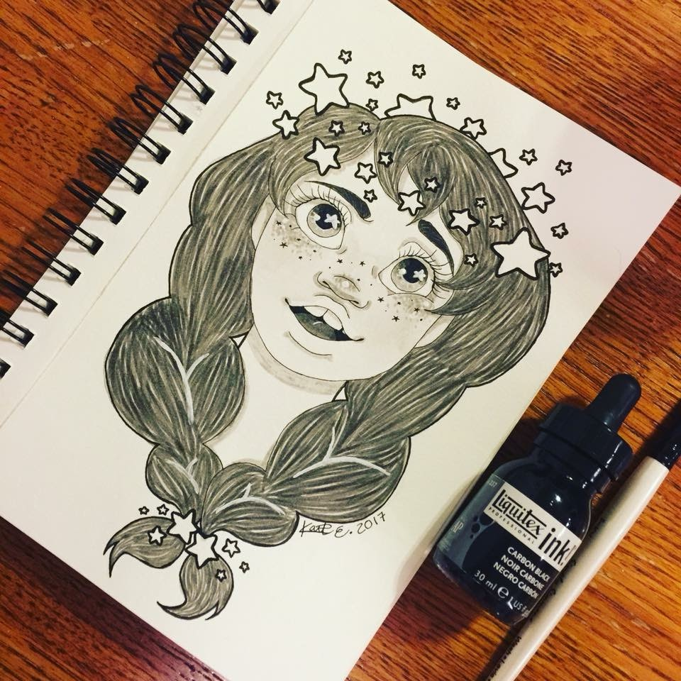 Day 10: Starry Eyed Part One