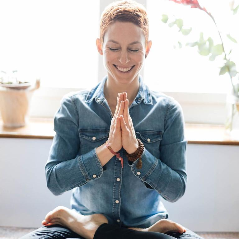 Hormonyoga - Ein Kurs in vier Teilen